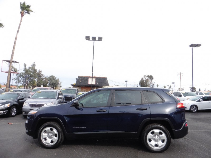 Jeep Cherokee 2014 price $13,995