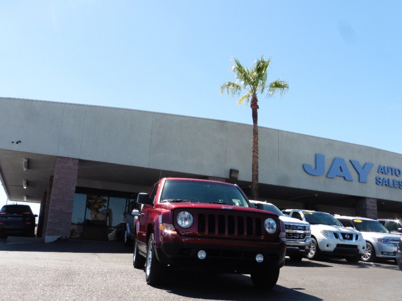 Jeep Patriot 2016 price $11,995