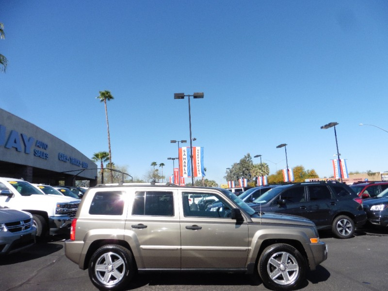 Jeep Patriot 2007 price $7,995