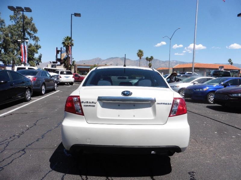 Subaru Impreza Sedan 2010 price $6,995