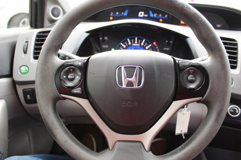 Honda Civic Cpe 2012 price $9,995