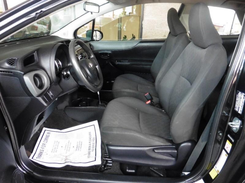 Toyota Yaris 2014 price $9,995