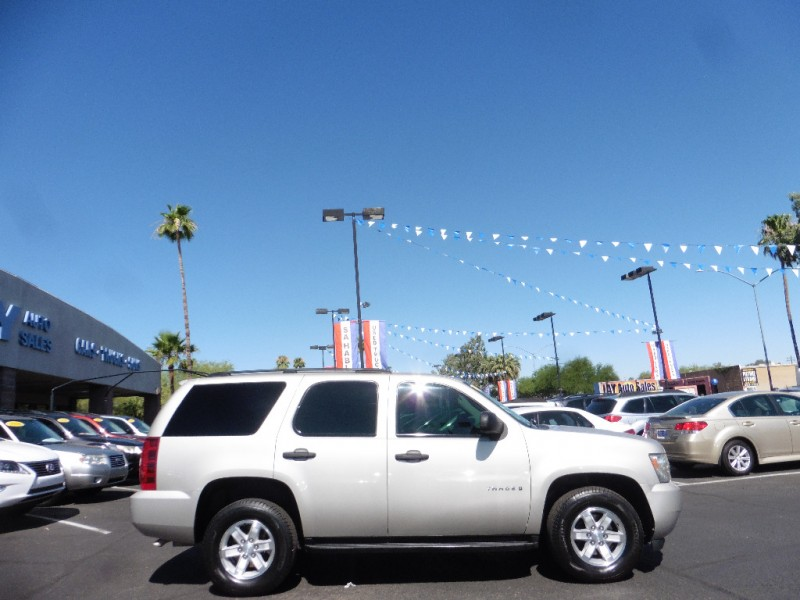 Chevrolet Tahoe 2007 price $13,995