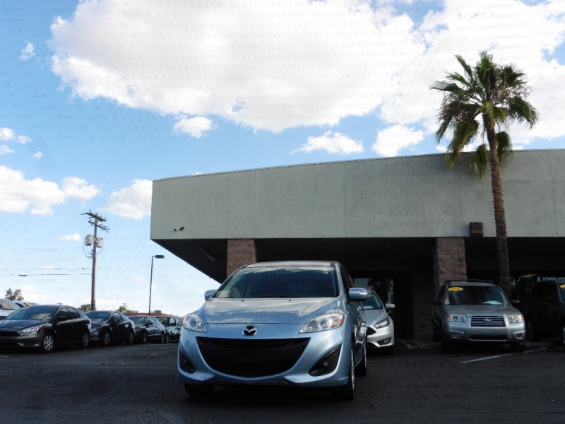 Mazda Mazda5 2013 price $9,995