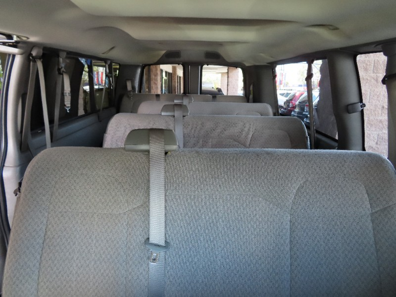 Chevrolet Express Passenger 2015 price $25,995