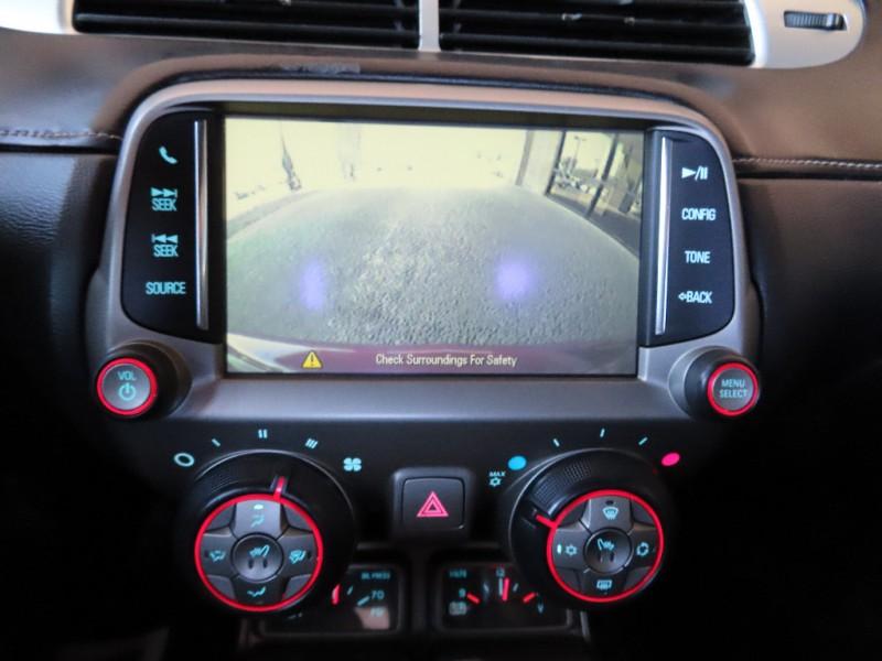 Chevrolet Camaro 2013 price $21,995
