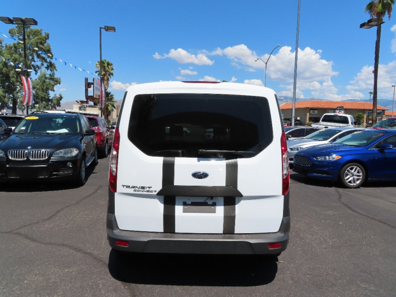 Ford Transit Connect Van 2018 price $19,995