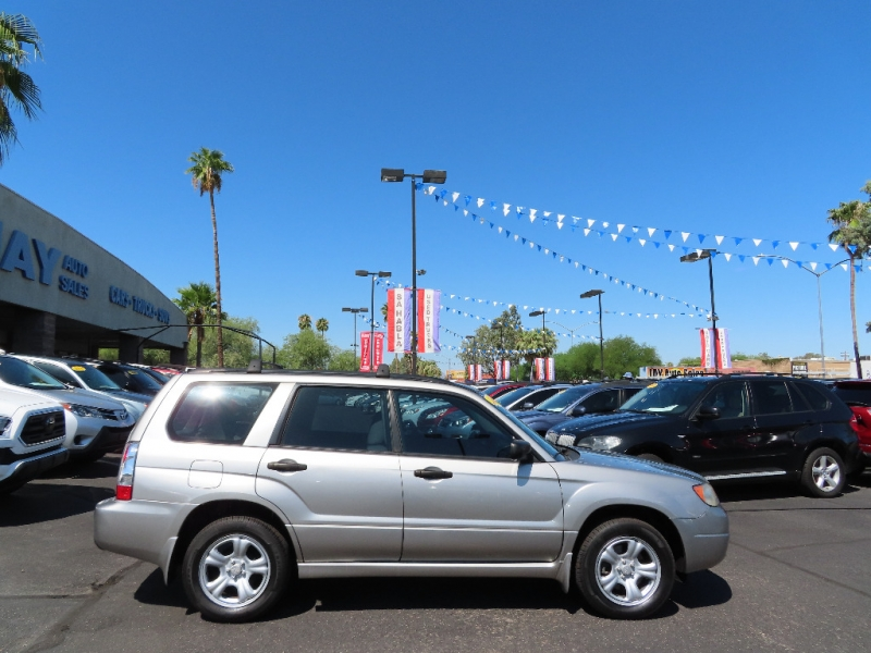Subaru Forester 2007 price $7,895
