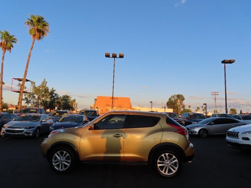 Nissan JUKE 2013 price $12,995