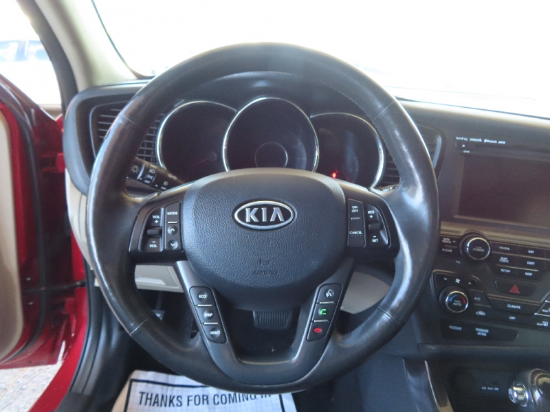 Kia Optima 2012 price $10,847