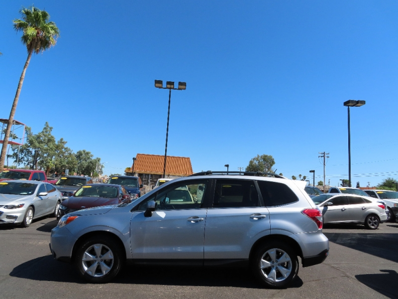 Subaru Forester 2015 price $18,995