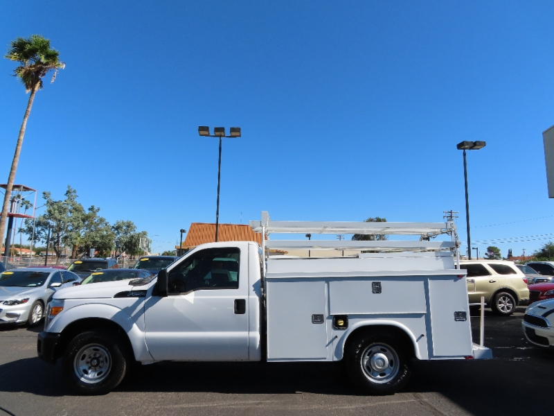 Ford Super Duty F-250 SRW 2012 price $17,995