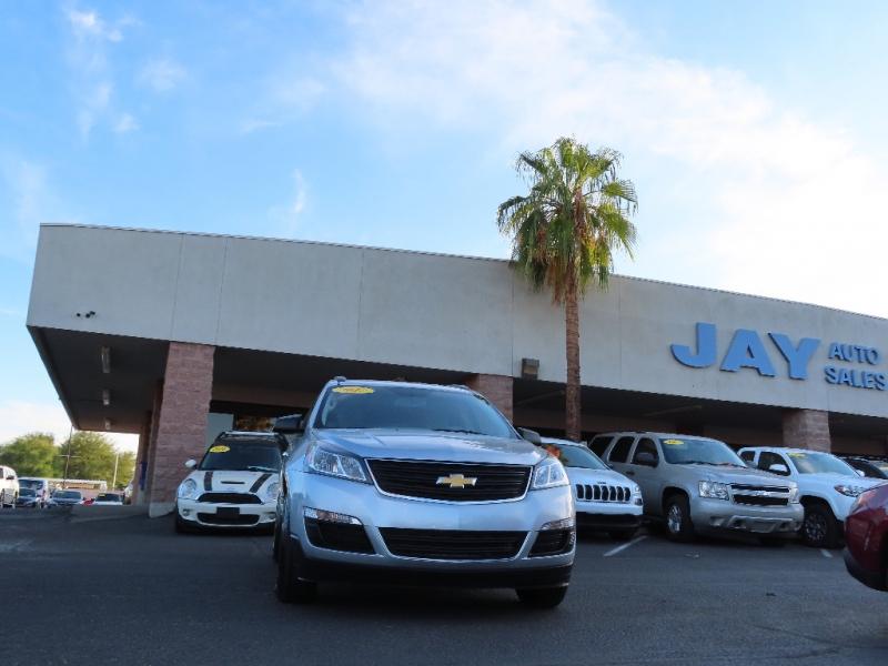 Chevrolet Traverse 2017 price $20,995