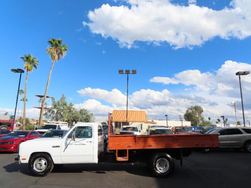 Dodge D350 & W350 1992 price $9,995