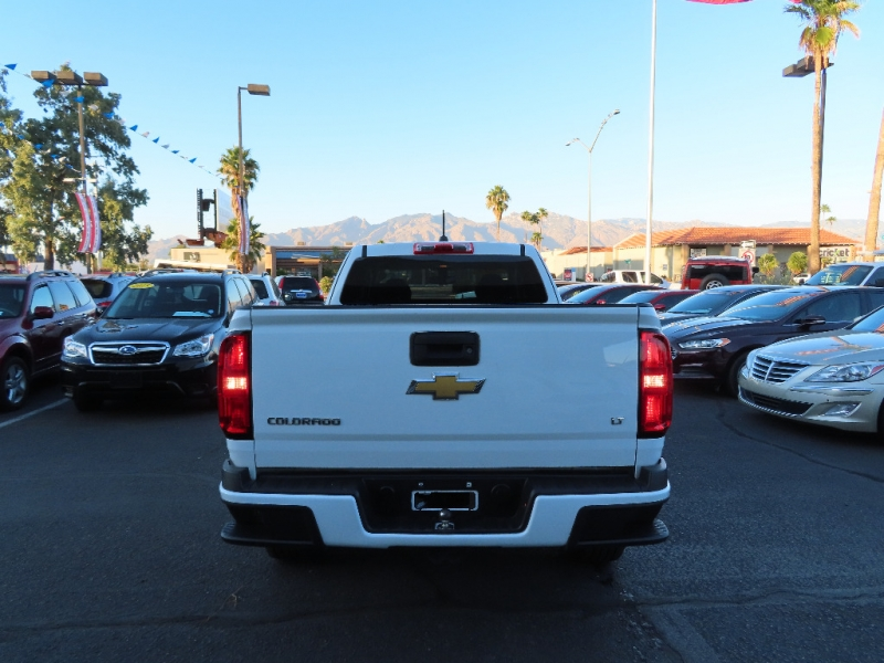 Chevrolet Colorado 2015 price $17,995