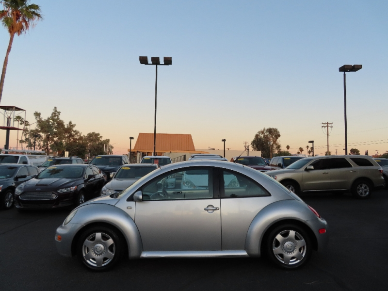 Volkswagen New Beetle 2001 price $2,995