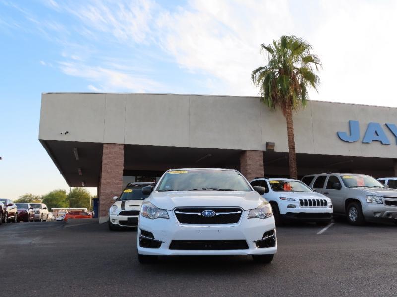 Subaru Impreza Sedan 2015 price $13,995