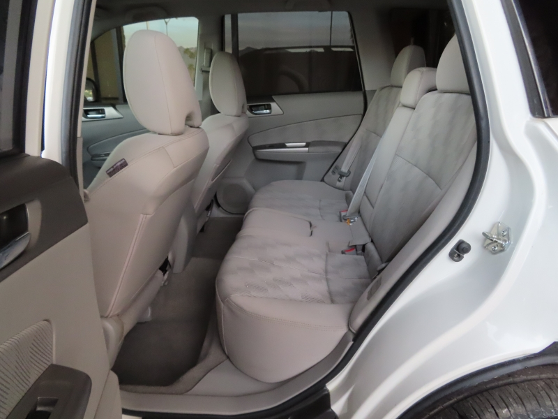 Subaru Forester 2010 price $11,995