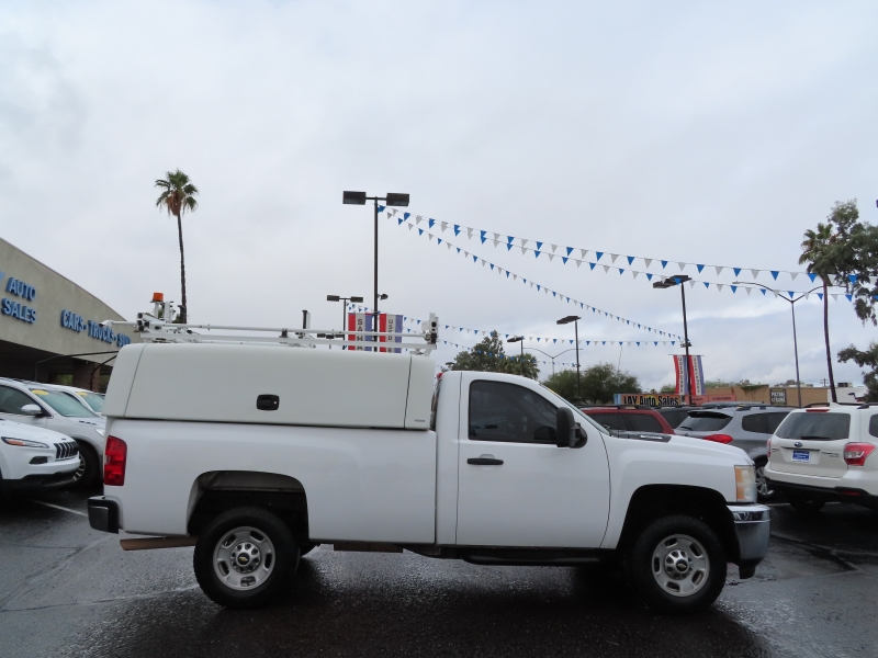 Chevrolet Silverado 2500HD 2011 price $17,995