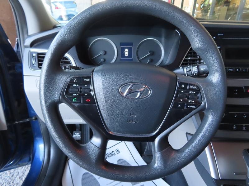Hyundai Sonata 2017 price $11,995