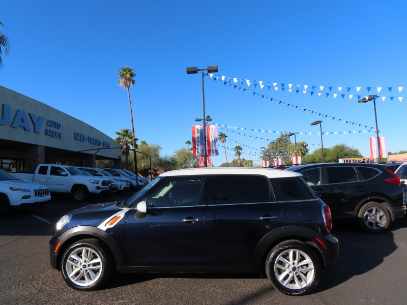 Mini Cooper Countryman 2012 price $9,995