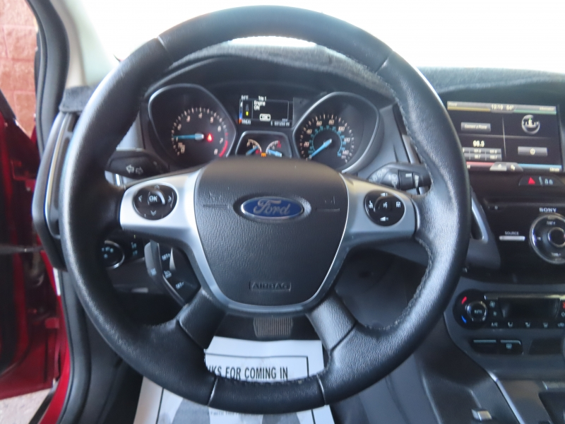Ford Focus 2014 price $11,995