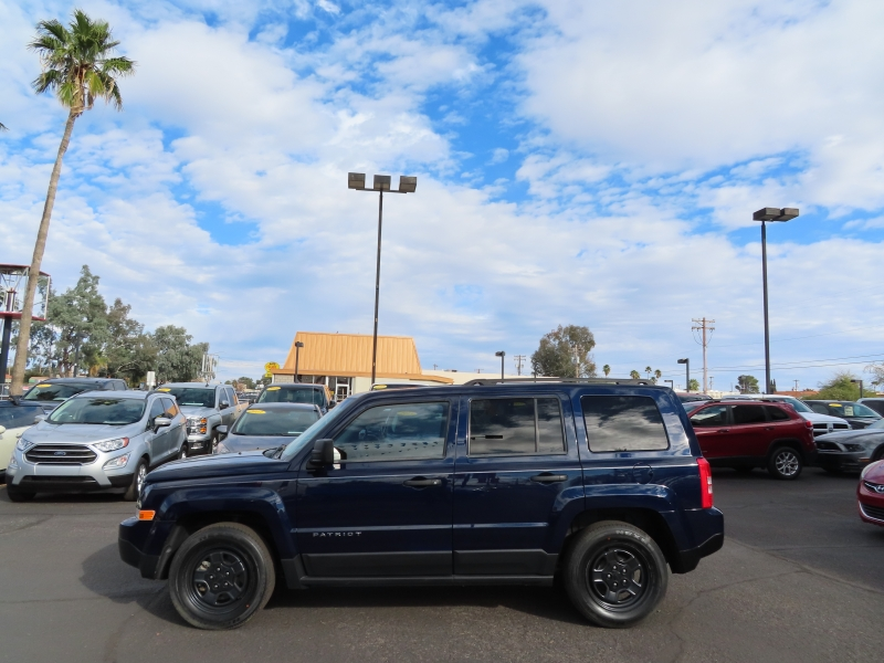Jeep Patriot 2014 price $8,995