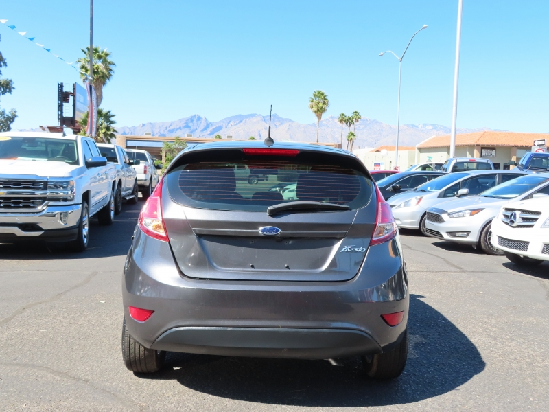 Ford Fiesta 2019 price $12,895
