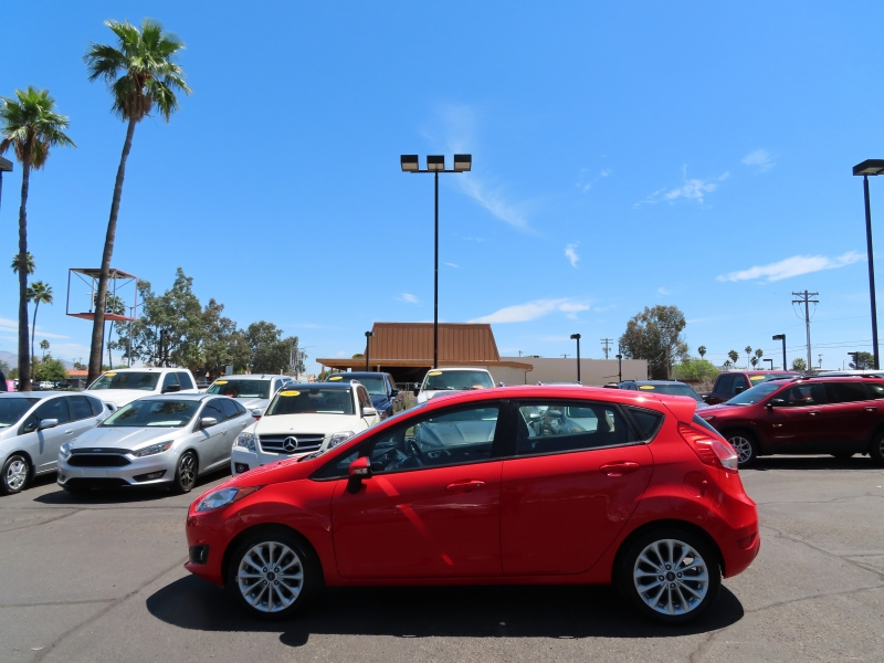 Ford Fiesta 2014 price $7,495