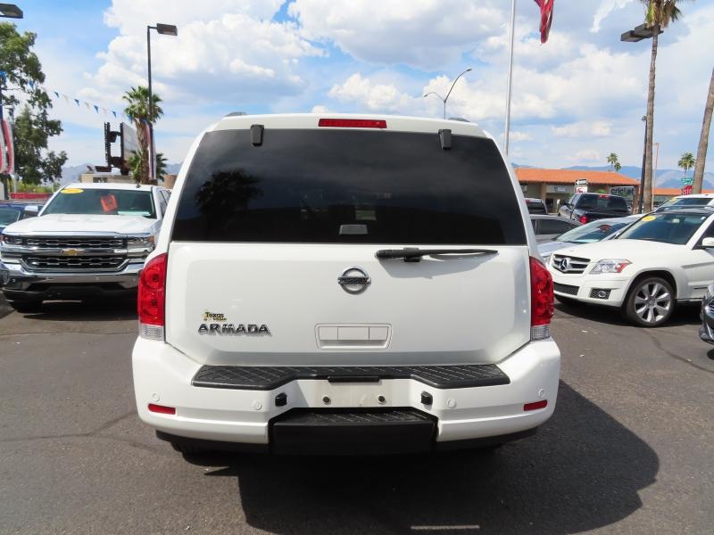 Nissan Armada 2012 price $14,495