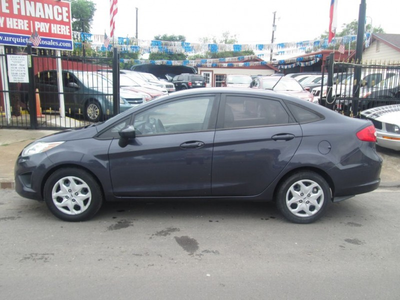 FORD FIESTA 2013 price $4,400