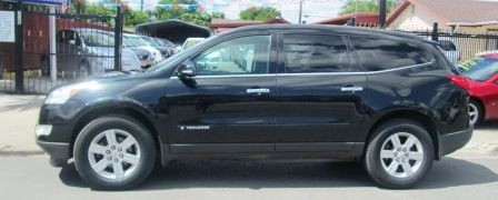 CHEVROLET TRAVERSE 2009 price $7,400