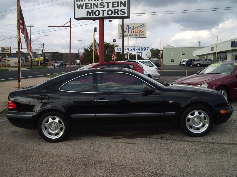 Mint 1998 mercedes benz clk320 clk 320 2dr coupe v6 for 1998 mercedes benz clk 320