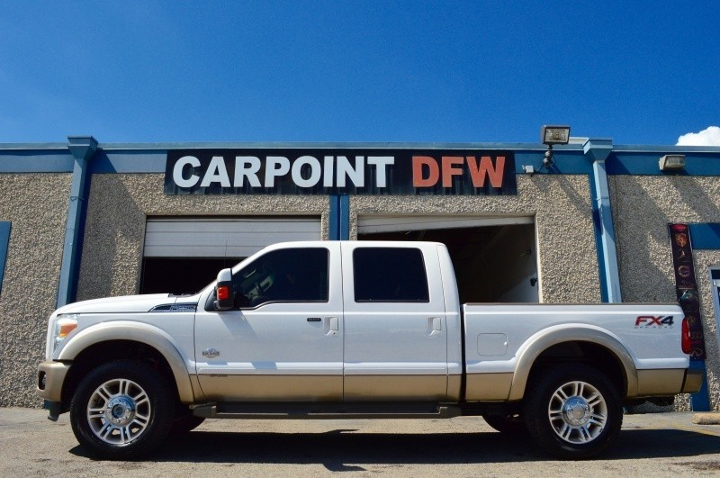 2013 Ford F250 KING RANCH FX4