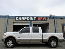 Ford F250 KINGRANCH 4X4 2011
