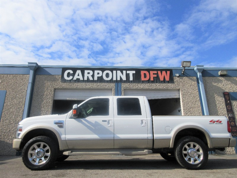 2008 Ford F250 KING RANCH 4X4
