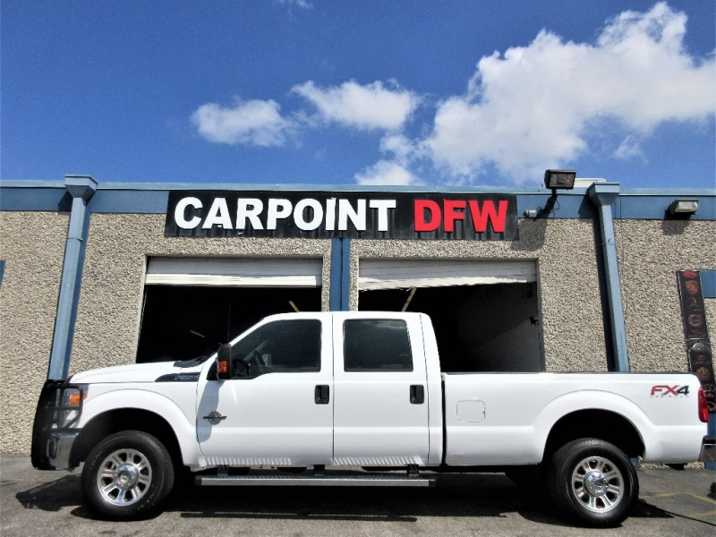 2012 Ford F350 LONG BED 4X4