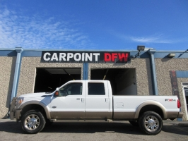 Ford F350 KINGRANCH FX4 2011