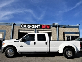 Ford F350 DUALLY XL 2011