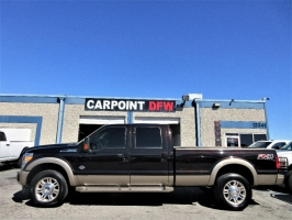 Ford F350 KING RANCH 2014