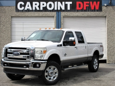 Ford FORD F250 LARIAT 4X4 2014