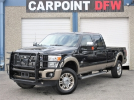 Ford F350 KING RANCH FX4 2011