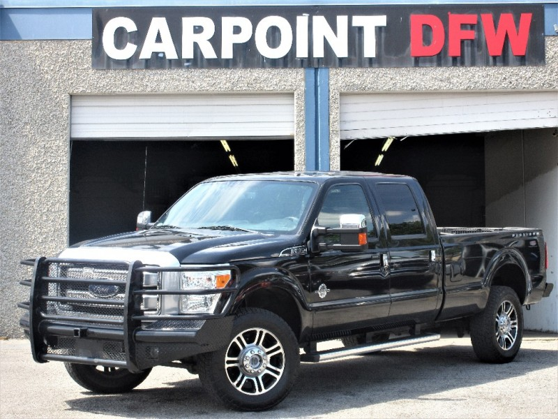 2014 Ford F350 (PLATINUM)