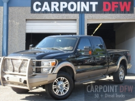 Ford F350 KING RANCH 4x4 2014