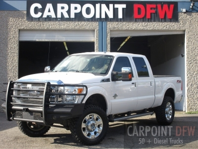 Ford LIFTED W/ 4 NEW 35 TIRES 2012
