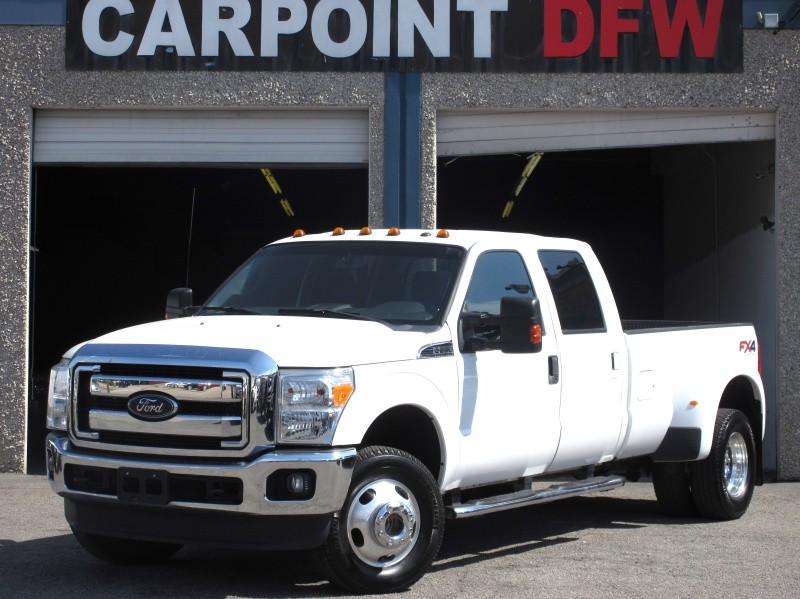 2016 Ford F350 LARIAT DUALLY