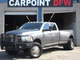 Dodge 3500 DUALLY 4X4 2010