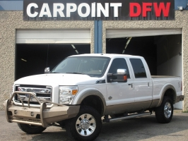 Ford F250 KING RANCH 2012