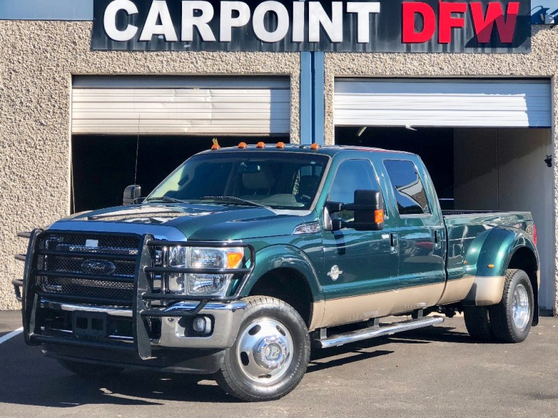 Ford F350 LARIAT DUALLY 4X4 2012 price $26,995