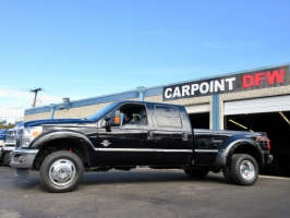 Ford F350 FX4 DUALLY 2016